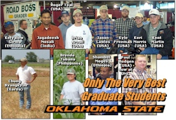 Only The Very Best Graduate Students, Oklahoma State University