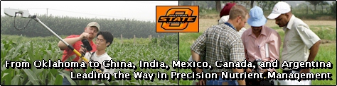 OSU, Leading the way in Precision Nutrient Management